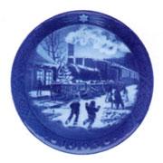 Royal Copenhagen Year Plate ロイヤルコペンハーゲン イヤープレート 1993年(平成5年)