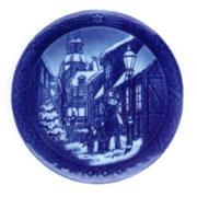 Royal Copenhagen Year Plate ロイヤルコペンハーゲン イヤープレート 1996年(平成8年)