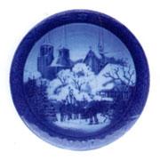 Royal Copenhagen Year Plate ロイヤルコペンハーゲン イヤープレート 1997年(平成9年)