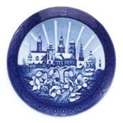 Royal Copenhagen Year Plate ロイヤルコペンハーゲン イヤープレート 2008年(平成20年)