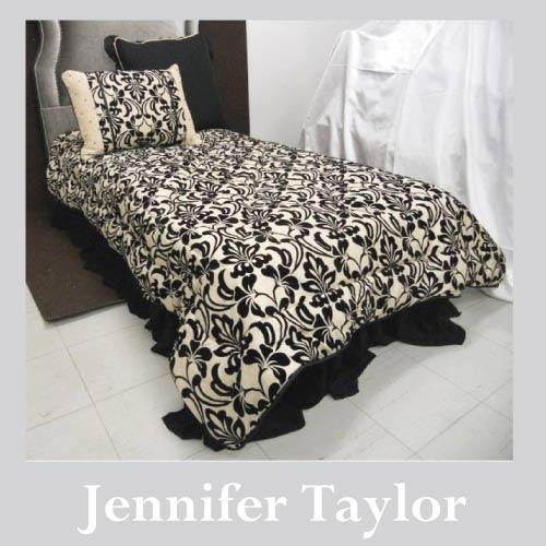 【送料無料】ジェニファーテイラー Jennifer Taylor ベッドセット(シングル)・Yorke
