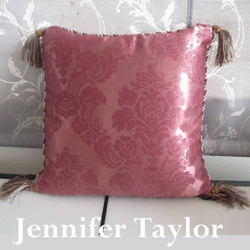【送料無料】ジェニファーテイラー Jennifer Taylor クッション・Lorraine-RE