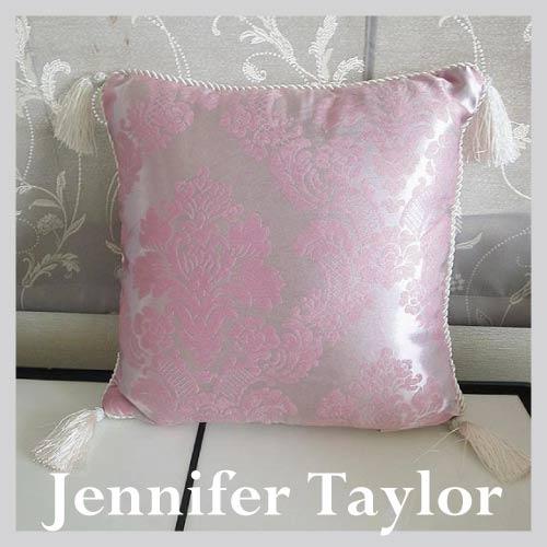 【送料無料】ジェニファーテイラー Jennifer Taylor クッション・Lorraine-PK