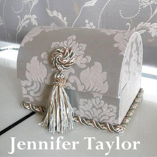 【送料無料】ジェニファーテイラー Jennifer Taylor トランクBOX・Lorraine-SL