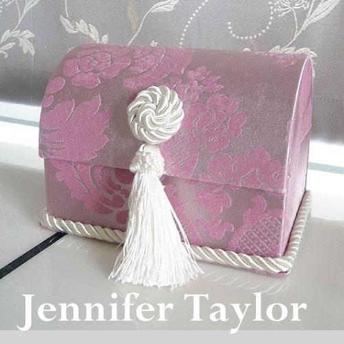 【P10倍 1/31 11:59まで】ジェニファーテイラー Jennifer Taylor トランクBOX・Lorraine-PK