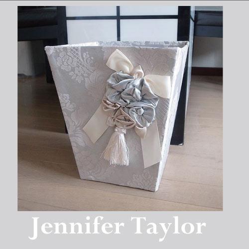 【送料無料】ジェニファーテイラー Jennifer Taylor ダストボックス・Lorraine-SL