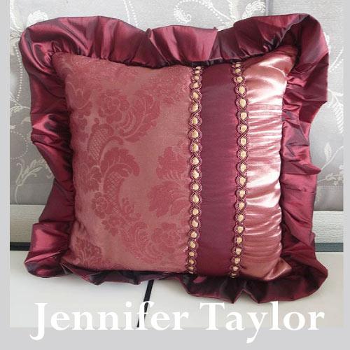 【送料無料】ジェニファーテイラー Jennifer Taylor クッションフリル・Lorraine-RE