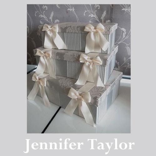 【P10倍 1/31 11:59まで】【送料無料】ジェニファーテイラー Jennifer Taylor BOX3Pセット・Lorraine-SL