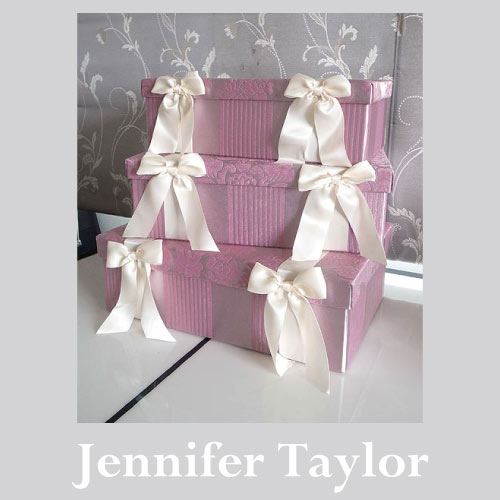 【P10倍】【送料無料】ジェニファーテイラー Jennifer Taylor BOX3Pセット・Lorraine-PK