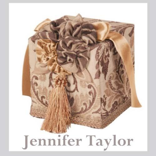 ジェニファーテイラー Jennifer Taylor トイレットペーパーボックス・Broderick
