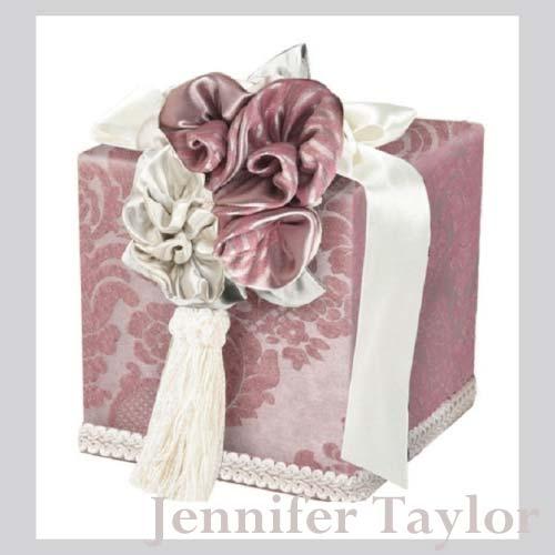 【P10倍 1/31 11:59まで】ジェニファーテイラー Jennifer Taylor トイレットペーパーボックス・Lorraine-PK