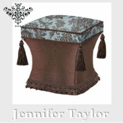 【8月限定 P10倍】【送料無料】ジェニファーテイラー Jennifer Taylor スツール・Carlisle