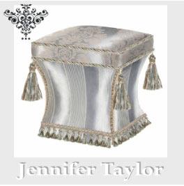 【P10倍 1/31 11:59まで】【送料無料】ジェニファーテイラー Jennifer Taylor スツール・Lorraine-SVSX