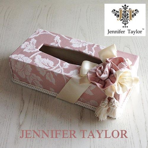 【送料無料】ジェニファーテイラー Jennifer Taylor ティッシュBOX・Harmonia