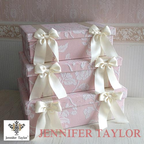 【送料無料】ジェニファーテイラー Jennifer Taylor BOX3Pセット・Harmonia