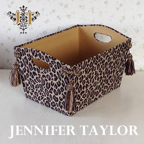 ジェニファーテイラー Jennifer Taylor マガジンホルダー・Espresso