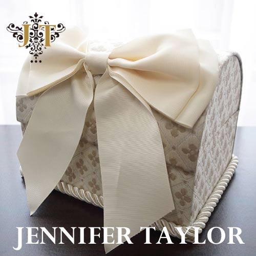 【送料無料】ジェニファーテイラー Jennifer Taylor トランクBOX-Lumina・Ribbon