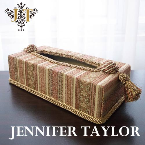 【P10倍 1/31 11:59まで】ジェニファーテイラー Jennifer Taylor ティッシュBOX・Kedleston