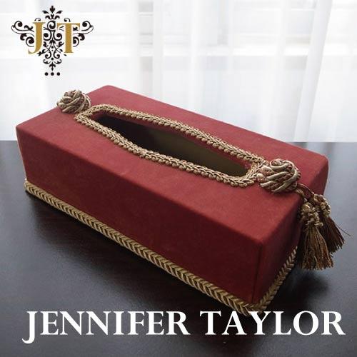 【ポイント10倍 8月】ジェニファーテイラー Jennifer Taylor ティッシュBOX・Kedleston・PK
