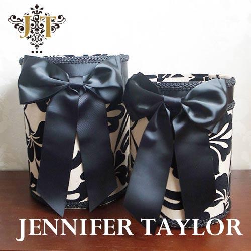 【送料無料】ジェニファーテイラー Jennifer Taylor ダストBOX2Pセット Yorke ・Ribbon