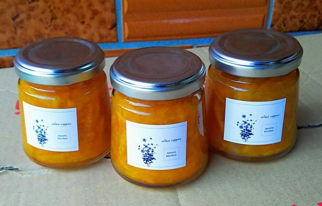 【自然栽培】しらぬいオレンジ無添加マーマレード olmo coppiaハンドメイド商品 140g