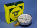 圧力計 A型 φ100 10A 0.6mp