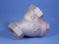 ベン Yストレーナー鋳鉄製 ネジ式 10k 20