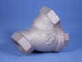 ベン Yストレーナー鋳鉄製 ネジ式 10k 40