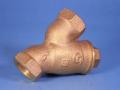 ベン Yストレーナー青銅製 10k 15