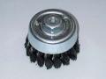 鋼線ヒネリカップブラシ 75B-KCHE2