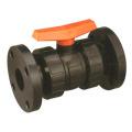 エスロン 塩ビボールバルブ C-PVC(HT) フランジ式 積水化学工業