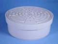 アロン塩ビ製蓋 おすい文字無 150(内径接続)