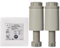 電動水抜き栓 らいらっく 駆動部・操作部セット NRZ-2D 給湯対応タイプ 駆動部2台 竹村製作所