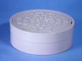 アロン塩ビ製蓋 おすい文字入 100(外径接続)