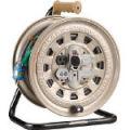 ハタヤ サンタイガーリール  単相100V 温度センサー・アース付 30m