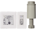 電動水抜き栓 らいらっく 駆動部・操作部セット NRZ-1E 親子タイプ