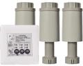 電動水抜き栓 らいらっく 駆動部・操作部セット NRZ-3 標準タイプ 駆動部3台