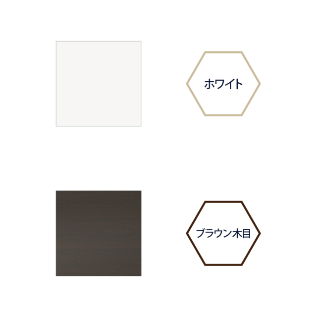 EMT-1875-2colors 伸縮ミーティングテーブル 2色展開 カラー
