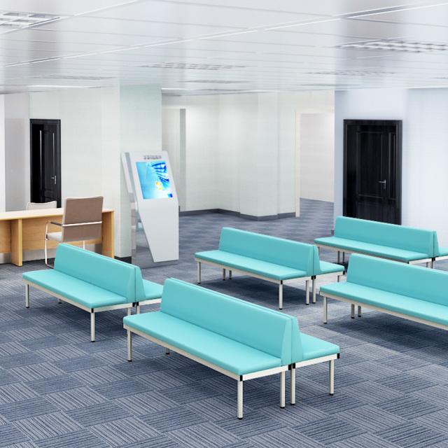bcl-1850-bl_1.jpg ベンチ 背付きベンチ 背付ベンチ 180cm ブルー セット写真 1000×1000px set