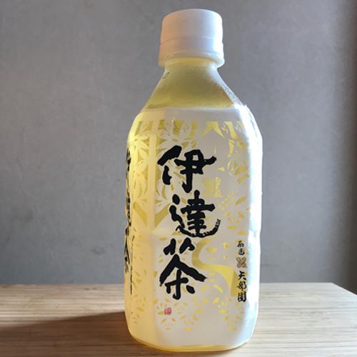 【宮城の茶葉100%使用】伊達茶 350mLペットボトル