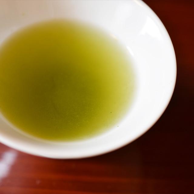 伊達茶 お茶の色