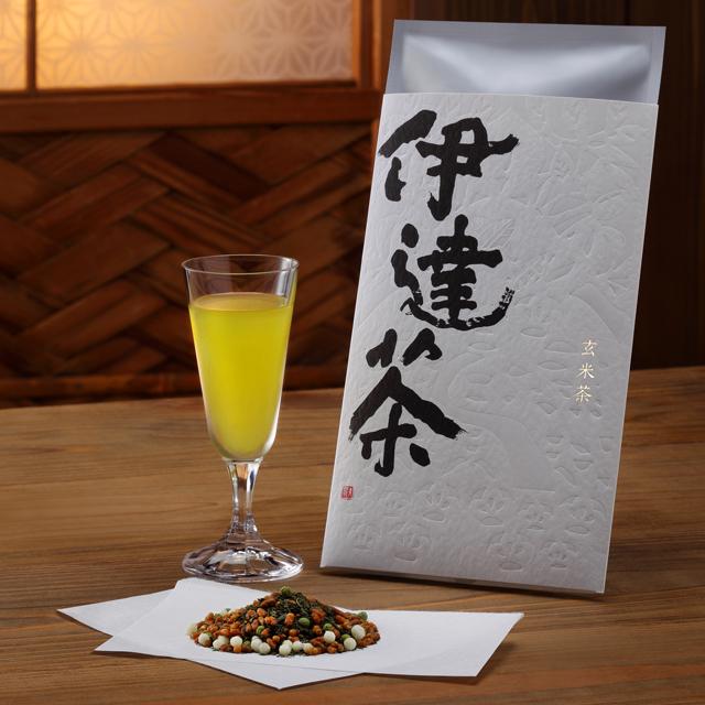 伊達茶【玄米茶】(100g)