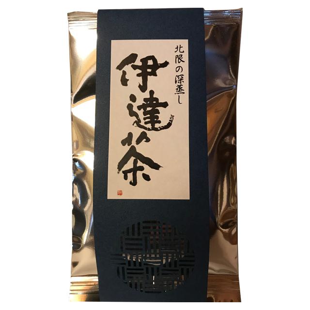 伊達茶【手摘み】(50g)