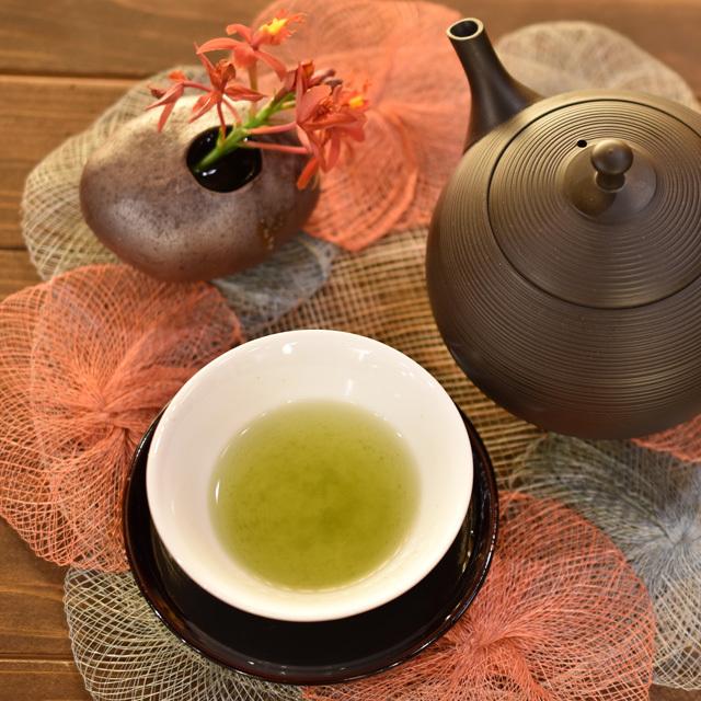 一芯三葉摘み茶