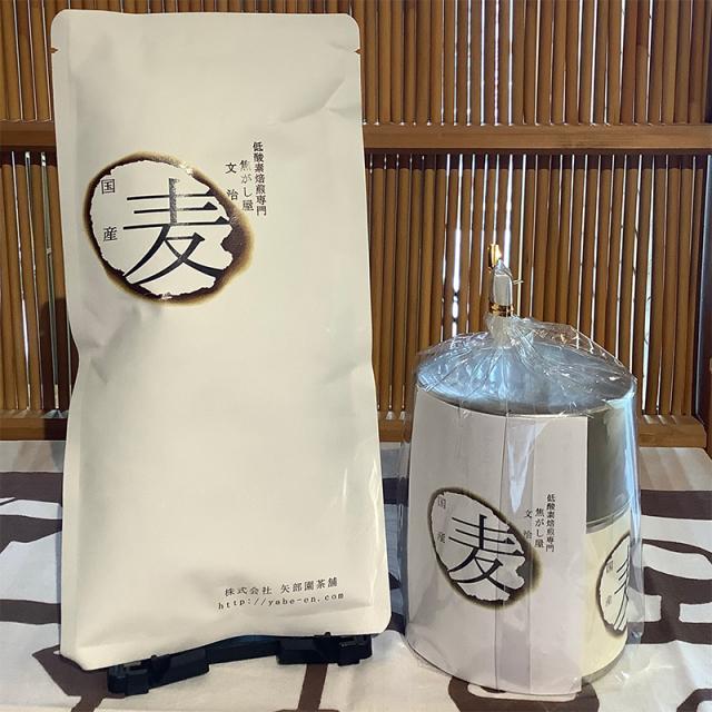 焦がし麦茶 袋入り(7g×15個)