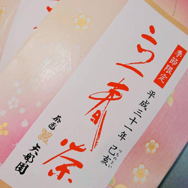 【季節茶】立春茶(50g)