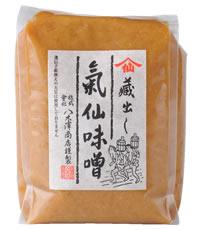 気仙味噌 赤 1kg
