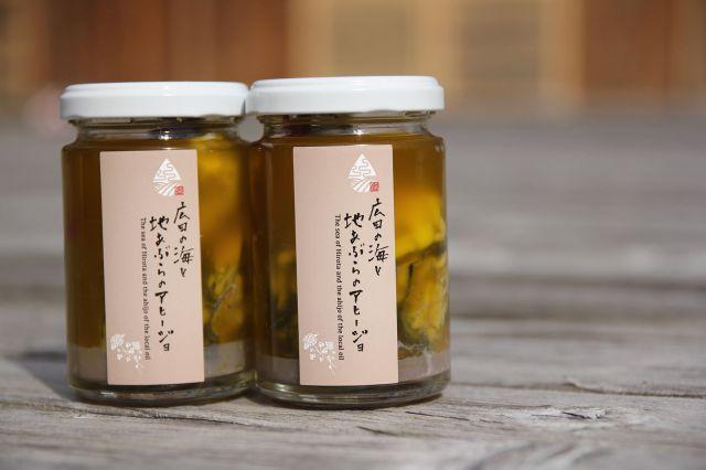 広田の海と地あぶらのアヒージョ 牡蠣[冷蔵]【冷凍便同梱不可】