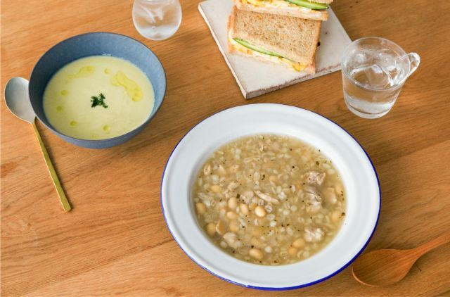 八木澤商店 スープ