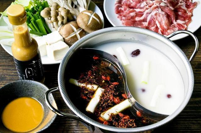 薬膳鍋スープセット